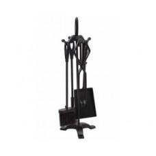 Dimplex D15011BK Черный Каминный набор