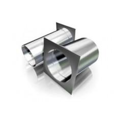 Круглые воздуховоды и фасонные части Круглый воздуховод