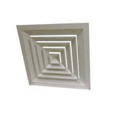 Приточно-вытяжные  решетки потолочной установки RAD/SAD Вентиляционная